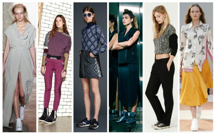4c015f025b8 Мода сезона весна-лето 2016 Что одеть чтобы выглядеть модно и стильно